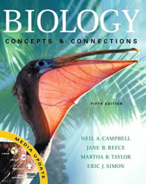 Biology: Concepts and Connections [With CDROM] 9780321512444