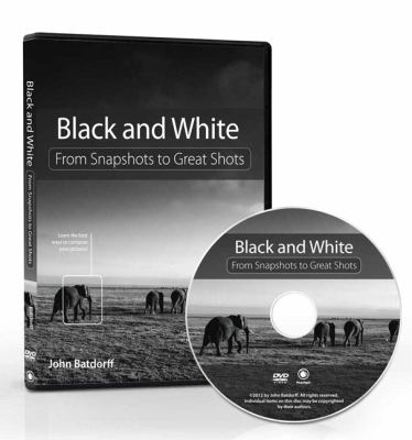 Black and White: From Snapshots to Great Shots 9780321812568