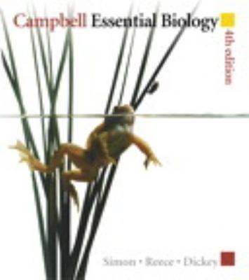 Books a la Carte Plus for Campbell Essential Biology 9780321652881