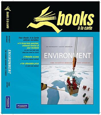 Books a la Carte Plus for Environment: The Science Behind the Stories 9780321625786
