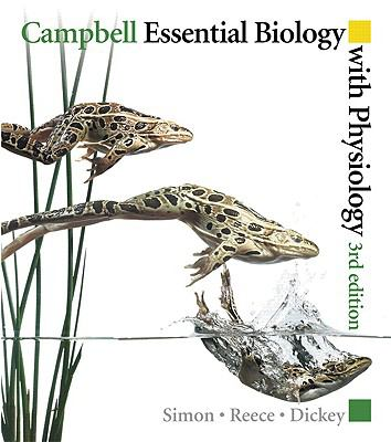 Campbell Essential Biology with Physiology 9780321649560
