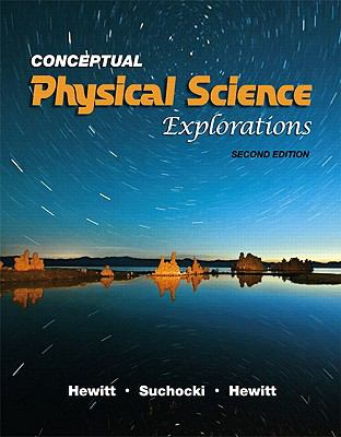 Books a la Carte for Conceptual Physical Science Explorations 9780321682420