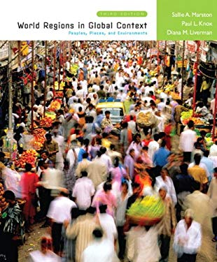 Books a la Carte for World Regions in Global Context: Peoples, Places, and Environments 9780321616869