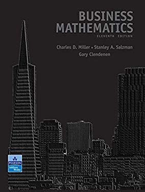Business Mathematics 9780321500120