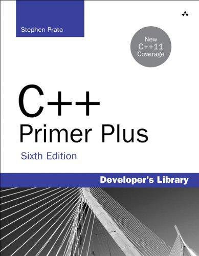 C++ Primer Plus 9780321776402