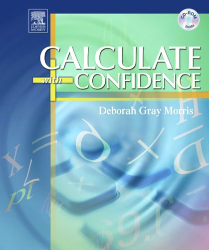 Calculate with Confidence 9780323029285