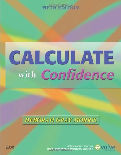 Calculate with Confidence 9780323056298