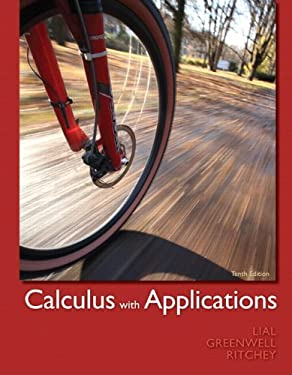 Calculus with Applications [With Access Code] 9780321760029