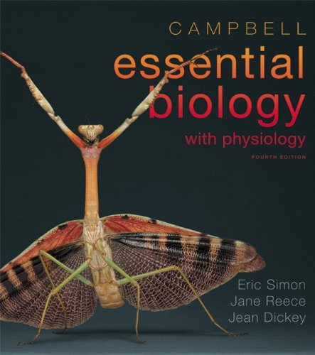 Campbell Essential Biology with Physiology - 4th Edition