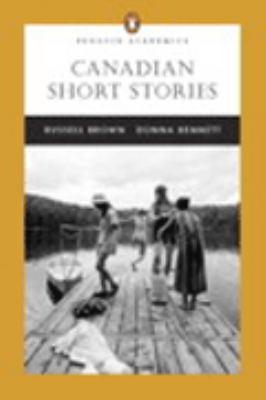Canadian Short Stories 9780321248503