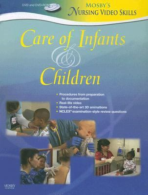 Care of Infants and Children [With Dvdrom] 9780323046374
