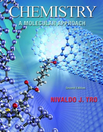 Chemistry: A Molecular Approach - 2nd Edition