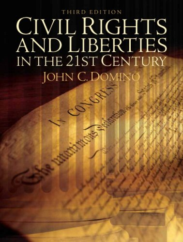 Civil Rights & Liberties in the 21st Century 9780321436047