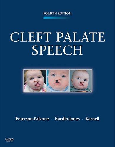 Cleft Palate Speech 9780323048828