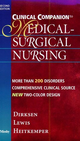 Clinical Companion to Medical-Surgical Nursing 9780323004046