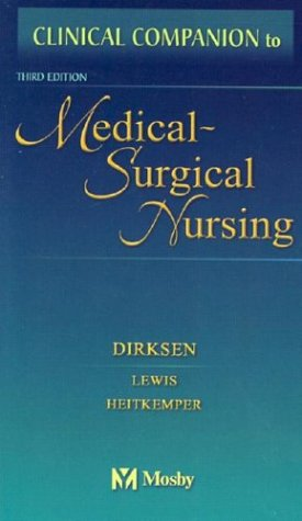Clinical Companion to Medical-Surgical Nursing 9780323018968