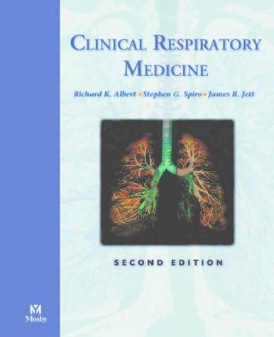 Clinical Respiratory Medicine 9780323024976
