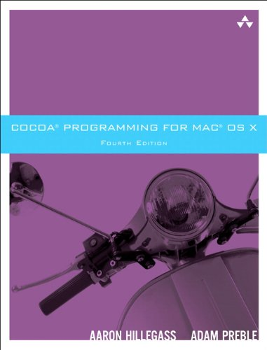 Cocoa Programming for Mac OS X 9780321774088