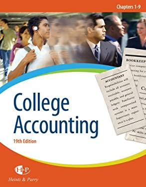 College Accounting, Chapters 1-9 9780324382488