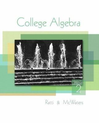 College Algebra 9780321640314