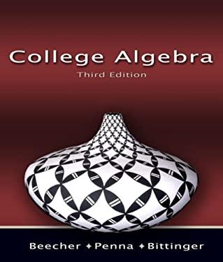 College Algebra 9780321466075