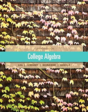 College Algebra with MyMathLab Access 9780321828125