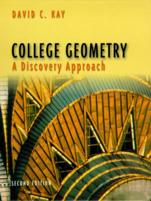 College Geometry: A Discovery Approach 9780321046246