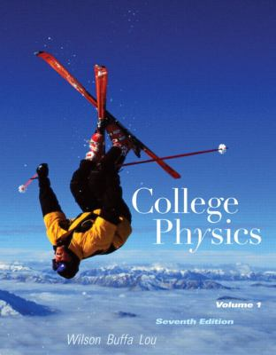 College Physics, Volume 1 [With Mastering Physics] 9780321597526
