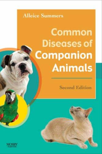 Common Diseases of Companion Animals 9780323047401