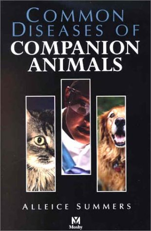 Common Diseases of Companion Animals 9780323012607