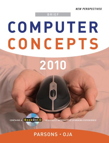 Computer Concepts, Brief [With CDROM] 9780324780857
