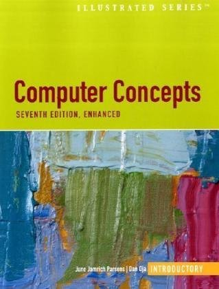 Computer Concepts Illustrated: Enhanced Introductory [With CDROM] 9780324788921