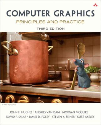 Computer Graphics : Principles and Practice