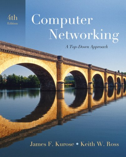 Computer Networking: A Top-Down Approach 9780321497703