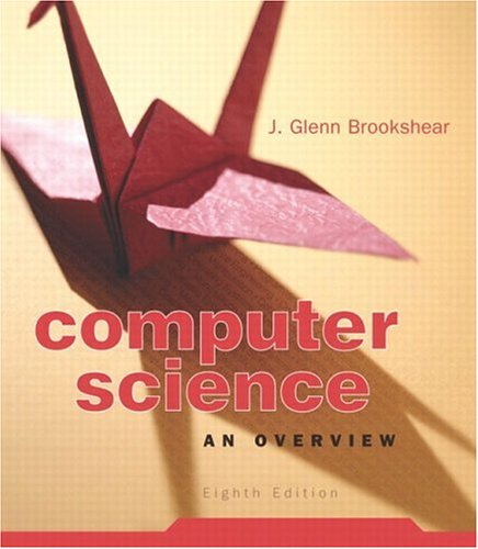 Computer Science: An Overview 9780321247261