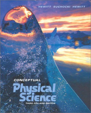 Conceptual Physical Science 9780321051738