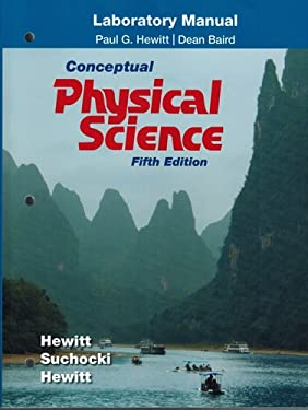 Conceptual Physical Science Laboratory Manual 9780321776570
