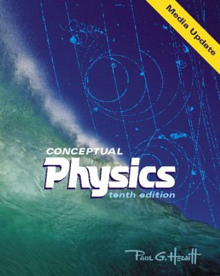 Conceptual Physics: Media Update [With Media Workbook and Practicing Physics] 9780321548092
