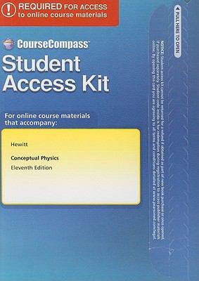 Conceptual Physics Student Access Kit