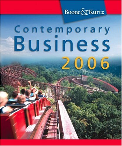 Contemporary Business 2006 [With CD] 9780324320893