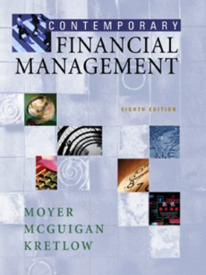 Contemporary Financial Management 9780324008944