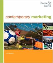 Contemporary Marketing [With CDROM and Infotrac]