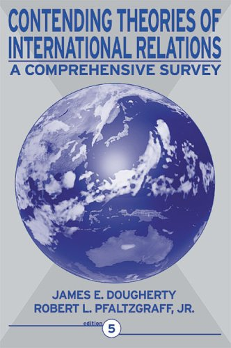 Contending Theories of International Relations: A Comprehensive Survey 9780321048318
