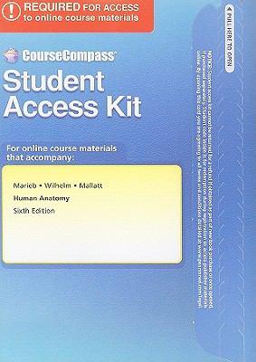 Human Anatomy Student Access Kit 9780321683144