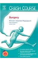 Crash Course (Us): Surgery: With Student Consult Online Access 9780323035637