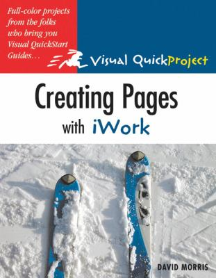 Creating Pages with iWork 9780321357557