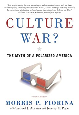 Culture War? the Myth of a Polarized America (Great Questions in Politics Series) 9780321366061