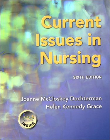 Current Issues in Nursing 9780323012768