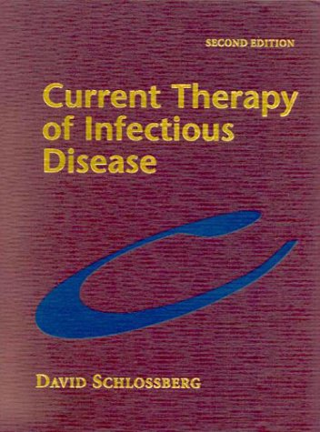 Current Therapy of Infectious Disease 9780323009072