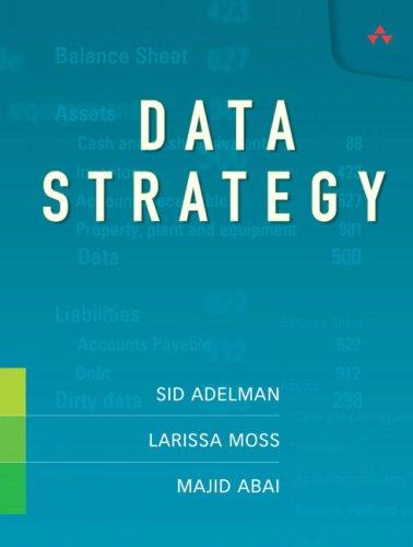 Data Strategy 9780321240996